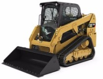 compact track loader Cat 239D
